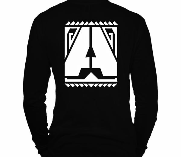 """A"" ALL Day Long Sleeve"