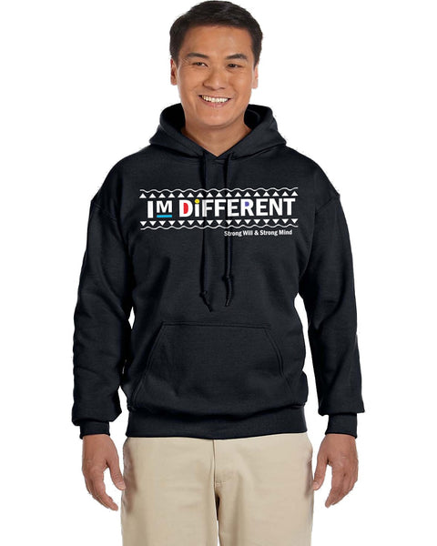 I'm DIFFERENT HOODIE'S