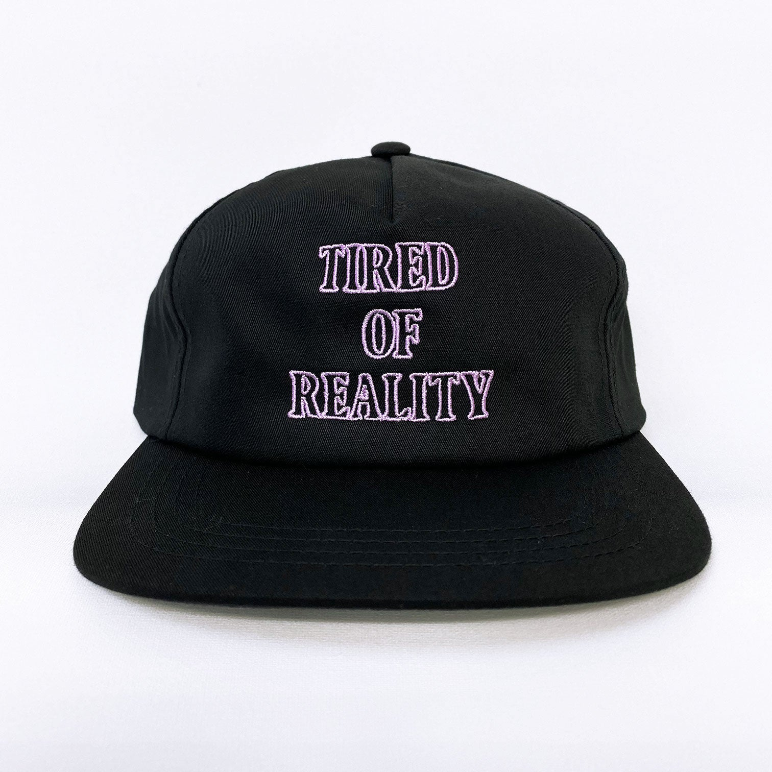Tired of Reality Five Panel Hat