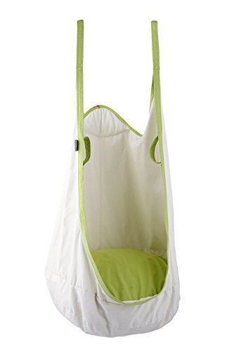 Hanging Pod Swing Seat Indoor and Outdoor Hammock for Children to Adult