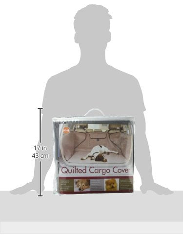 Quilted Cargo Pet Cover & Protector Gray