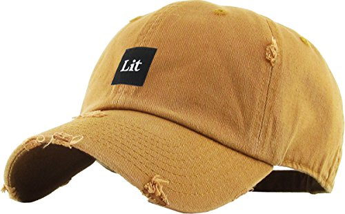 LIT Patch Vintage Cap