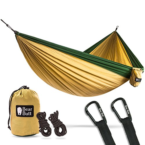 Bear Butt Double Parachute Hammock
