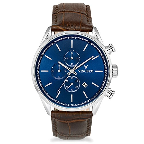 Vincero Luxury Men's Chrono S Wrist Watch