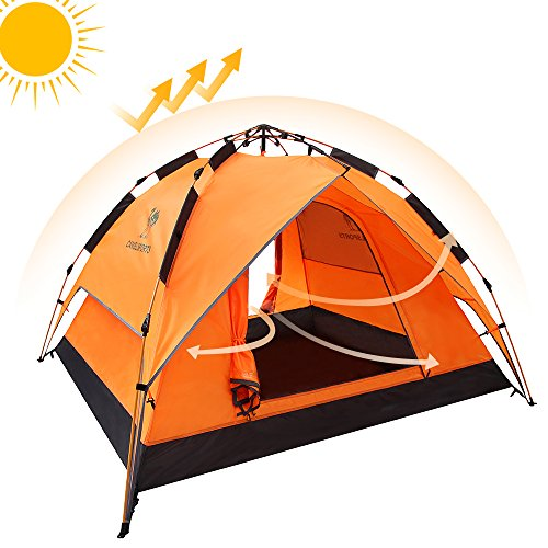 Camel Automatic Hydraulic Tent