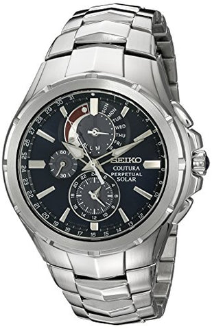 Seiko Men's Quartz Silver Watch