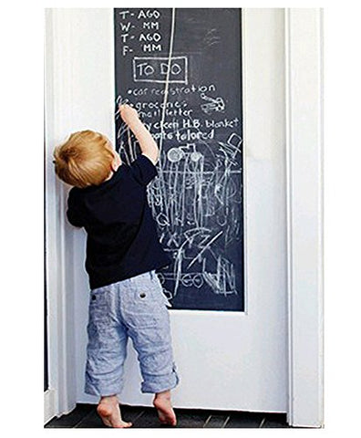 Vinyl Chalkboard Removable Blackboard Wall Sticker Decal 18 x 79 ""