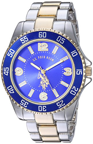 U.S. Polo Assn. Men's Quartz Metal/Alloy Watch