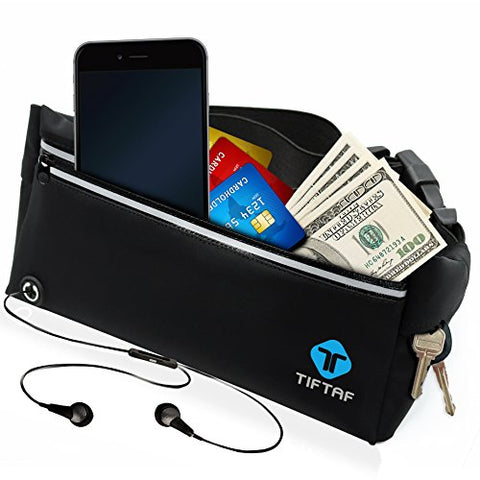 Athletic Running Belt to Keep Cell-Phone Money & Keys