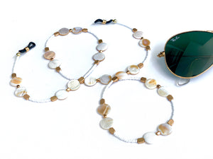 Gold Sunglasses Chain