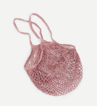 Pink Fishing Net Bag