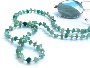 Blue Sunglasses Chain