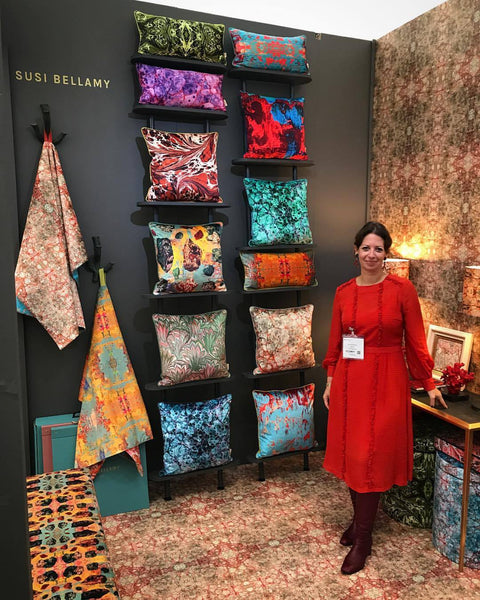New Collection Launch at Decorex 2017