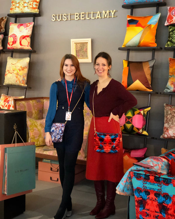 Susi Bellamy Shows at Maison et Objet 2019
