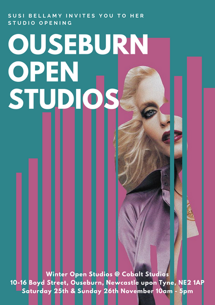 Ouseburn Open Studios November 2017