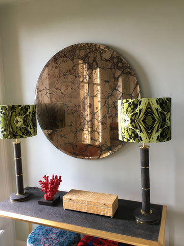 Susi Bellamy Lampshades and Forwood Designs