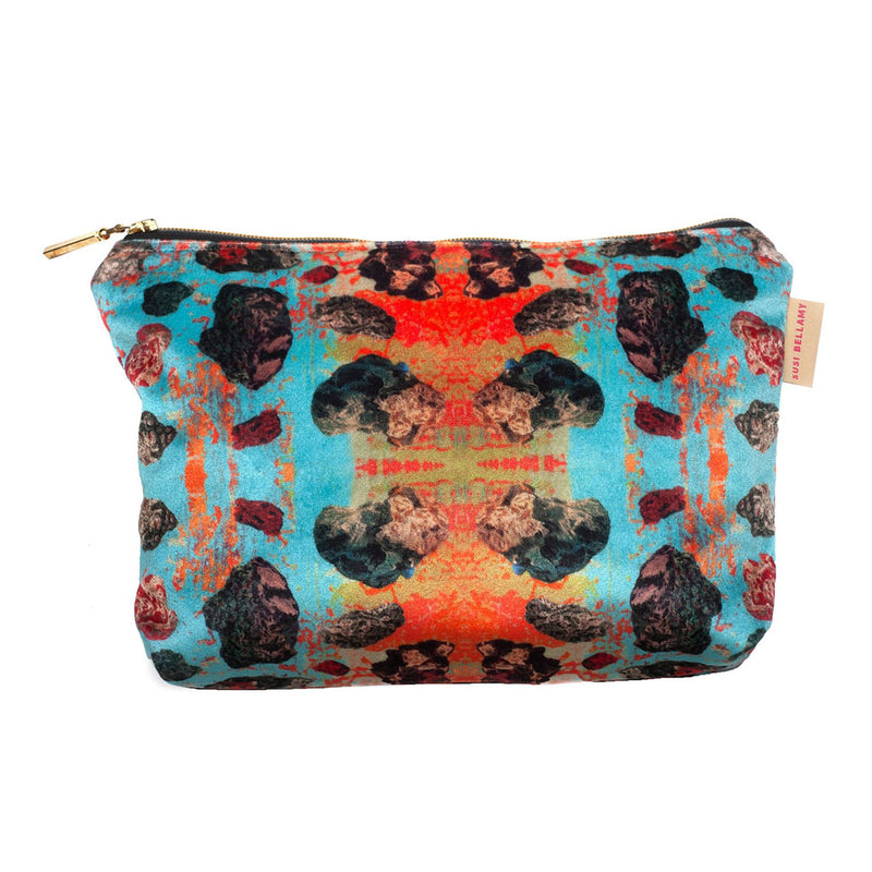 Gelo Blu Pebbles Washbag