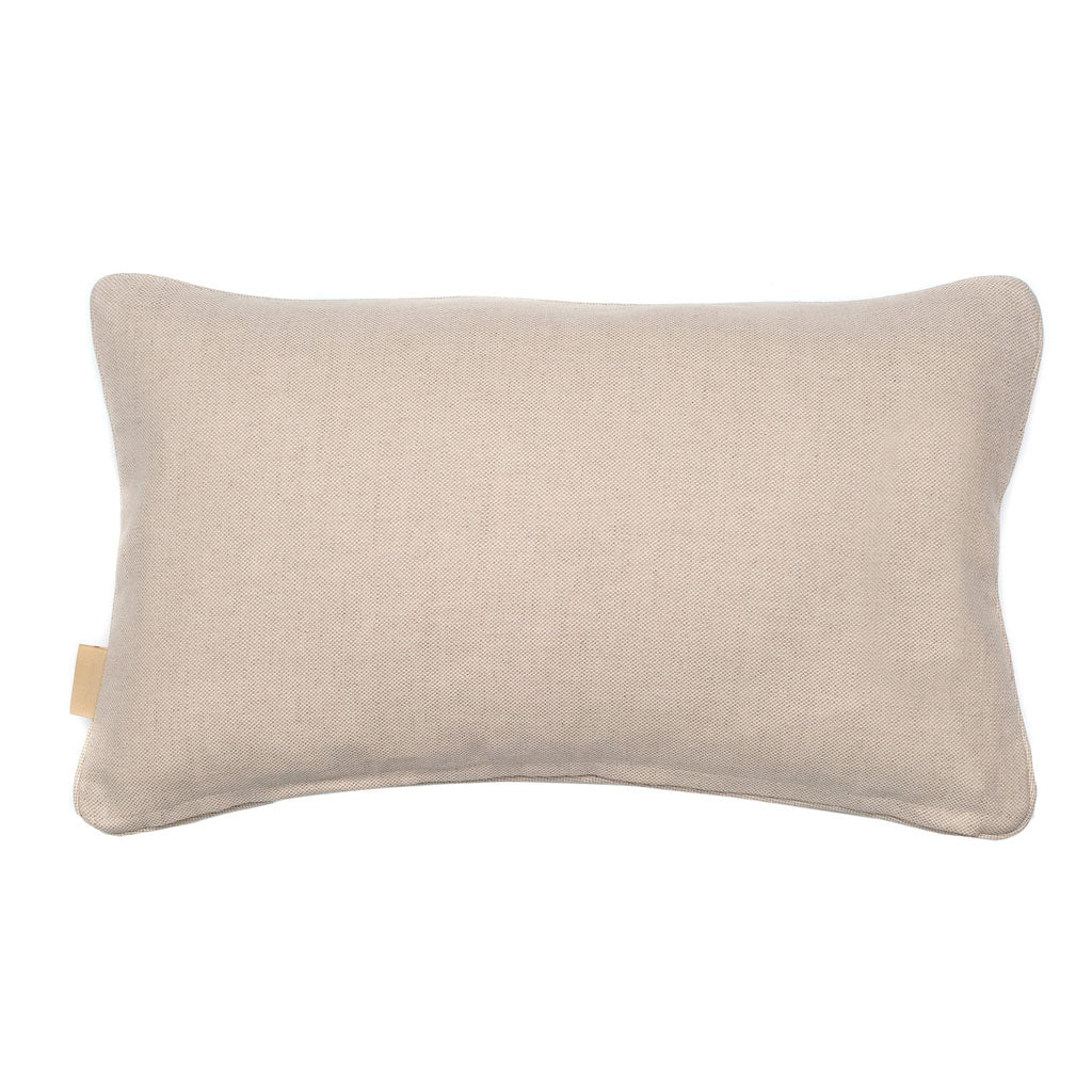 Indian Summer Linen Medium Oblong Cushion