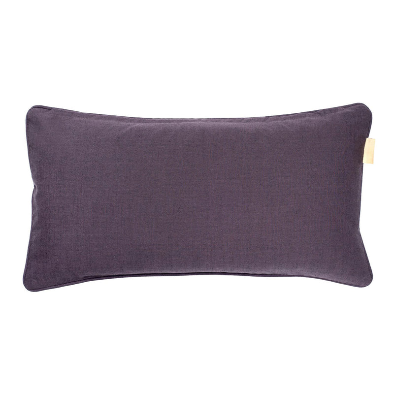 Osmosi Giallo Medium Velvet Oblong Cushion