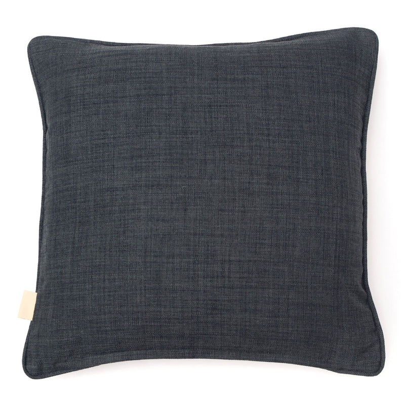 Damson Velvet Square Cushion
