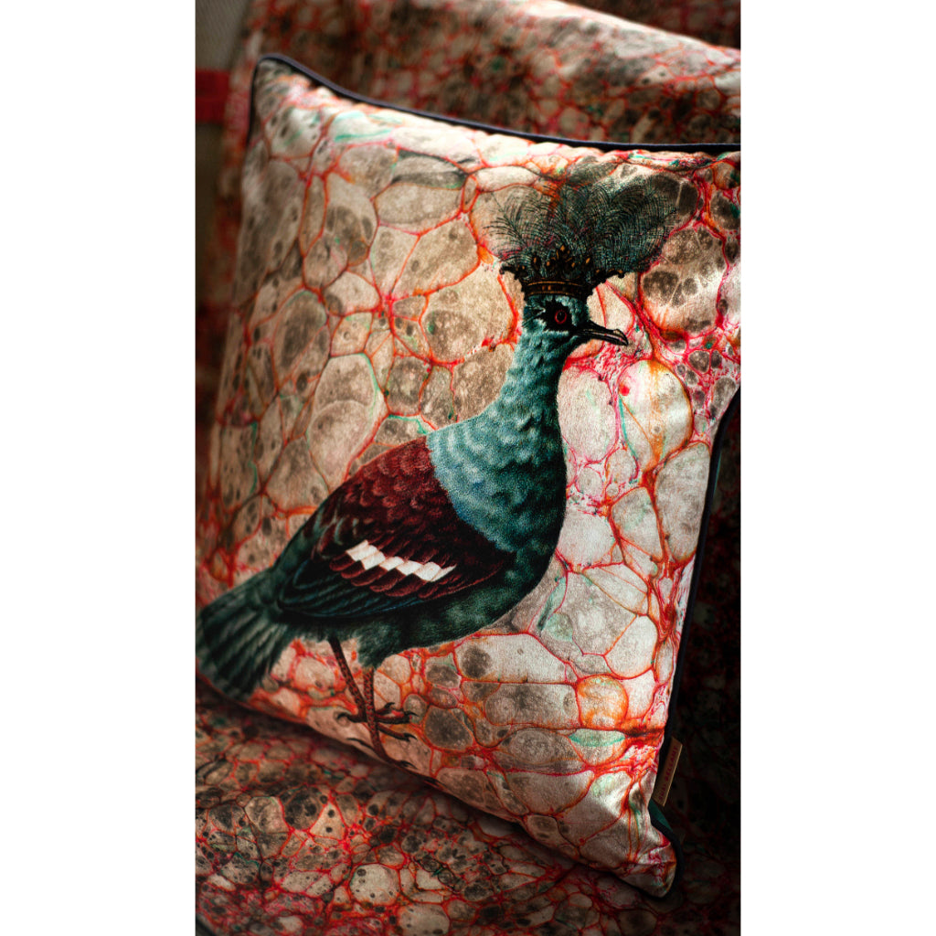 pigeon cushion