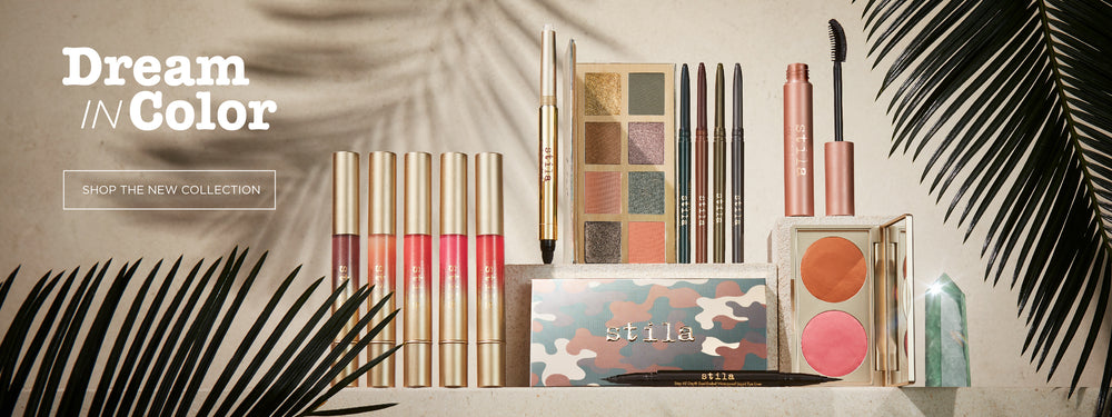 Dream in Color: Shop Stila's new summer collection