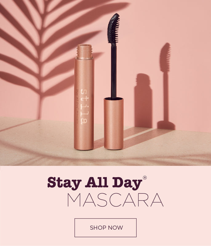 Stay All Day Mascara: A revolutionary, vegan, tubular mascara formula