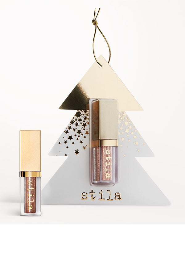 Glitter & Glow Liquid Eye Shadow - Tree Ornament