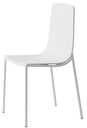 Outstanding Hot Dining Chair White Legs With White Lacquered Solid Beechwood Seat Back Pabps2019 Chair Design Images Pabps2019Com