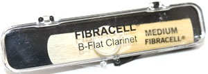 Fibracell Premier Synthetic Clarinet Reed
