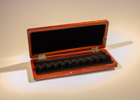 Rigotti Wood Bassoon Reed Case 10 Reeds