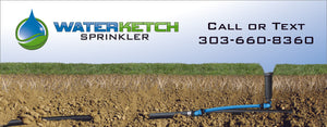 Water Ketch Sprinkler