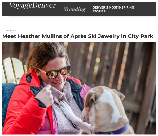Meet Heather Mullins of Après Ski Jewelry in City Park