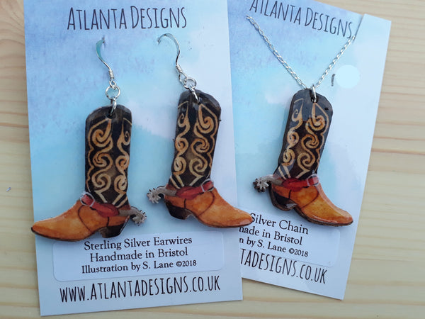Cowboy Boots #2 - Country Jewellery