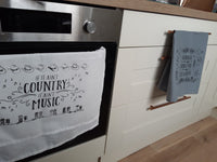 Set of 2 Tea Towels - Illustrated Country Gifts