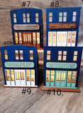 "Nashville ""Light Box"" Buildings Large - Country Gifts"