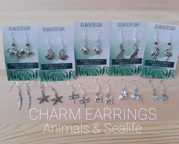 SPECIAL OFFER - Choose Matching Earrings For Your Mask!