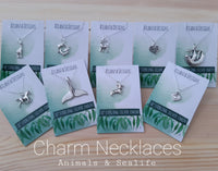 JEWELLERY - Charm Necklaces - Personalised
