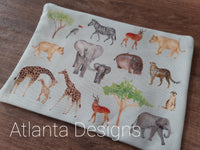 Animal & Balloon Makeup Bags - Sloths, Safari, Bears etc