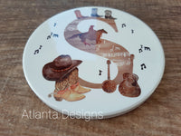 Country Alphabet Coasters