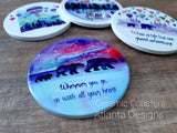 Ceramic Custom Made Coasters - 180+ Designs!