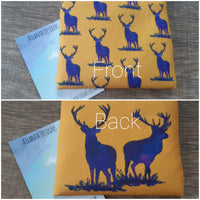 Stags Coin Purse