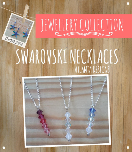 JEWELLERY - Swarovski Crystal Necklaces