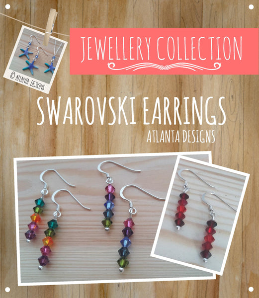 JEWELLERY - Swarovski Crystal Earrings