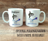 PERSONALISE ME! Scuba Diving Mug - With Optional Coaster Upgrade