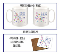 Illustrated Bible Verse Mug - GBF