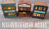 Nashville Buildings Mini - Country Gifts