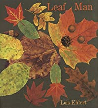 Leaf Man Hardcover – Picture Book