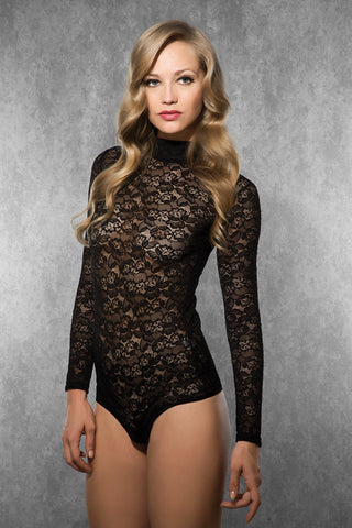 LADIES LONG SLEEVED BODY LACE - beautyshopbygoldenyaa.com