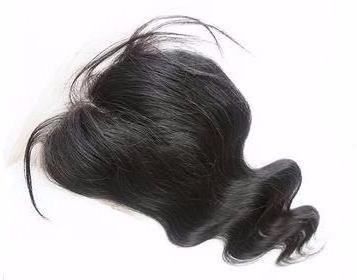 Closure hair body wave silk base (free shipping) - beautyshopbygoldenyaa.com